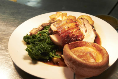 Londra, Sunday Roast