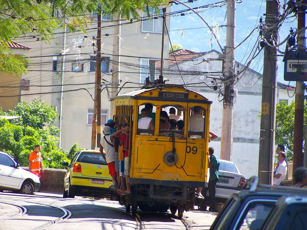 Tram, Rio