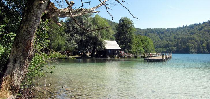 laghi croazia