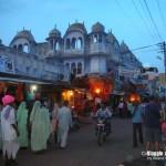 Pushkar di sera