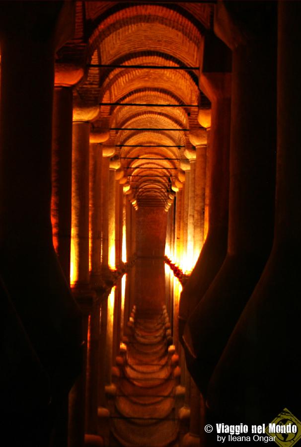 Cisterne romane - Istanbul