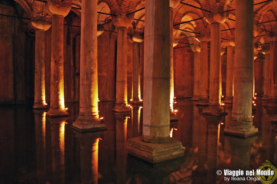 Cisterne, Istanbul