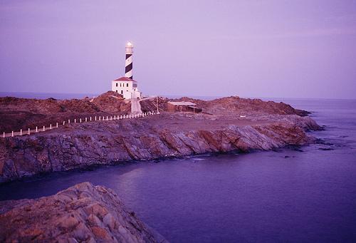 Faro de Favaritx. Menorca