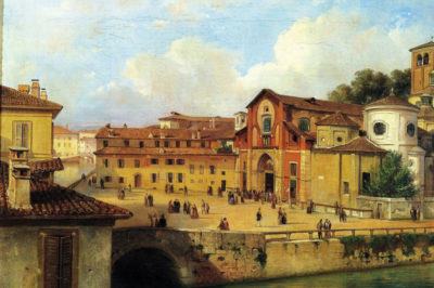 itinerari Milano: Darsena