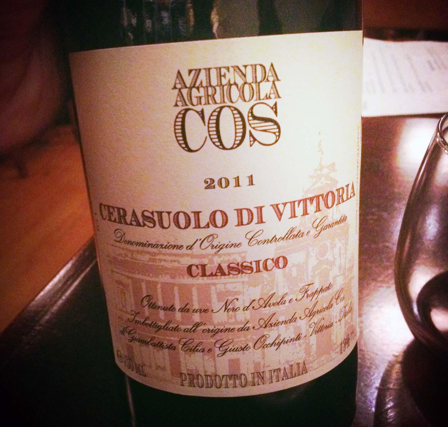 strada del vino Ragusa