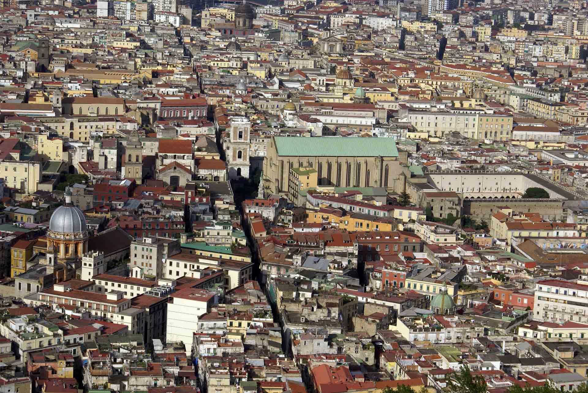 Dormire a Napoli