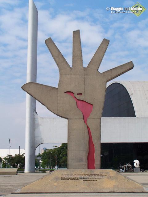 viaggio Americalatina, San Paolo