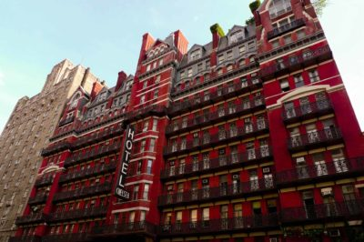 hotel letterari new york