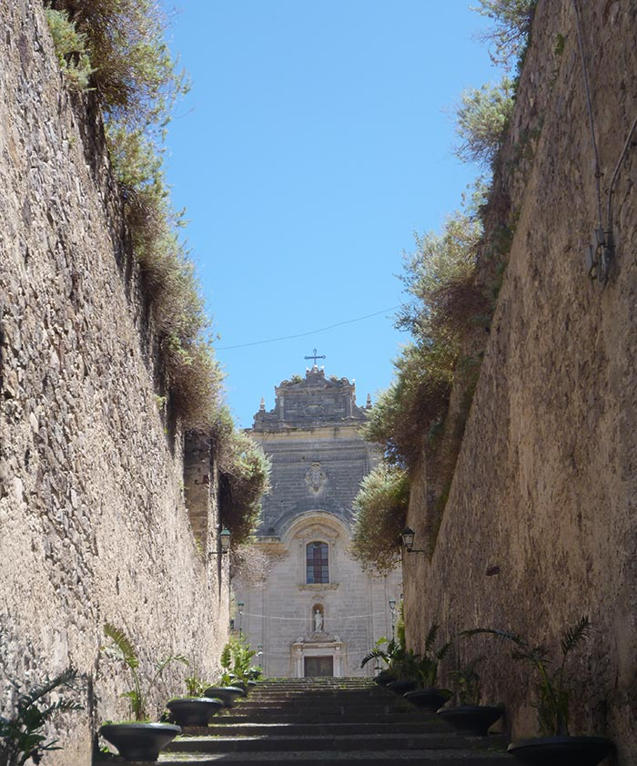 Lipari, cattedrale