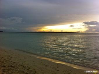 spiagge Cayo Santa Maria: playa salinas