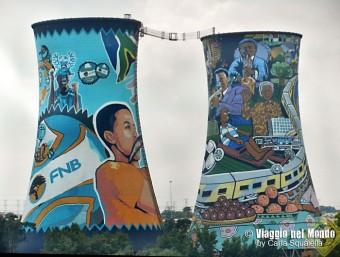 Soweto: Orlando towers