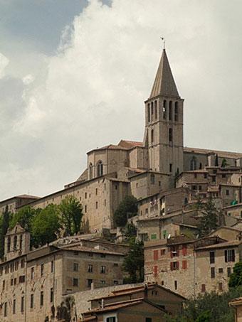 Todi, Umbria
