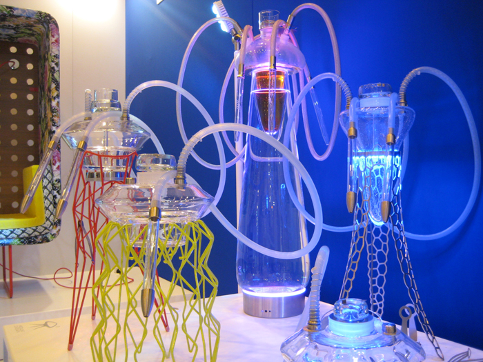Meduse pipes_London Design Festival