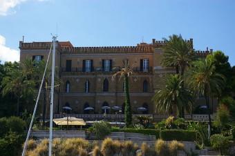 albergo storico Villa Iglea