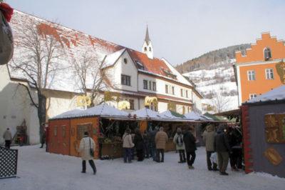 Vipiteno, Alto Adige, mercatino di Natale
