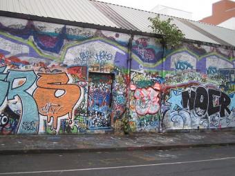 Visitare Dublino: U2 Wall