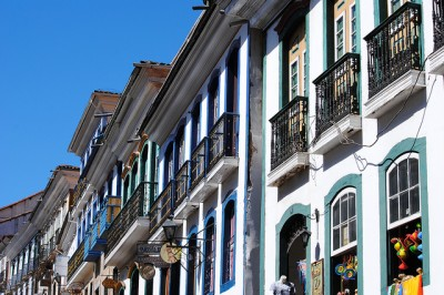 Ouro Preto, Rua Direita
