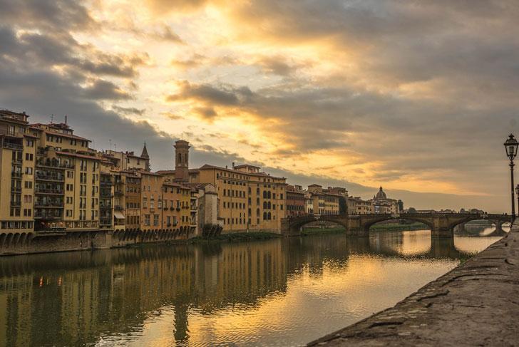 visitare Firenze: itinerario dei ponti