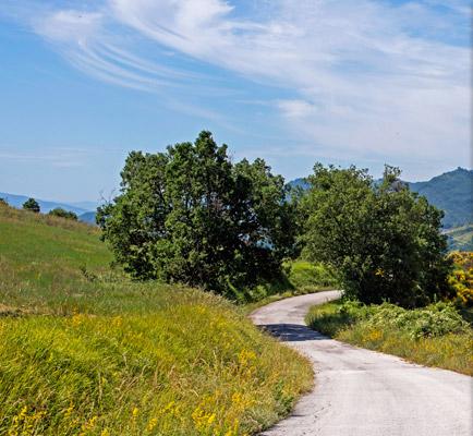 Umbria, Strada dei Vini Etrusco-Romana