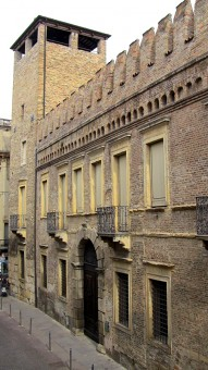 palazzo Zabarella, Padova