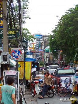 visitare Bangkok