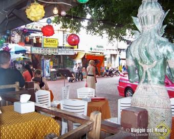 Visitare Bangkok: Khao San Road