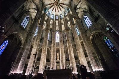 Barcellona, Santa Maria del Mar