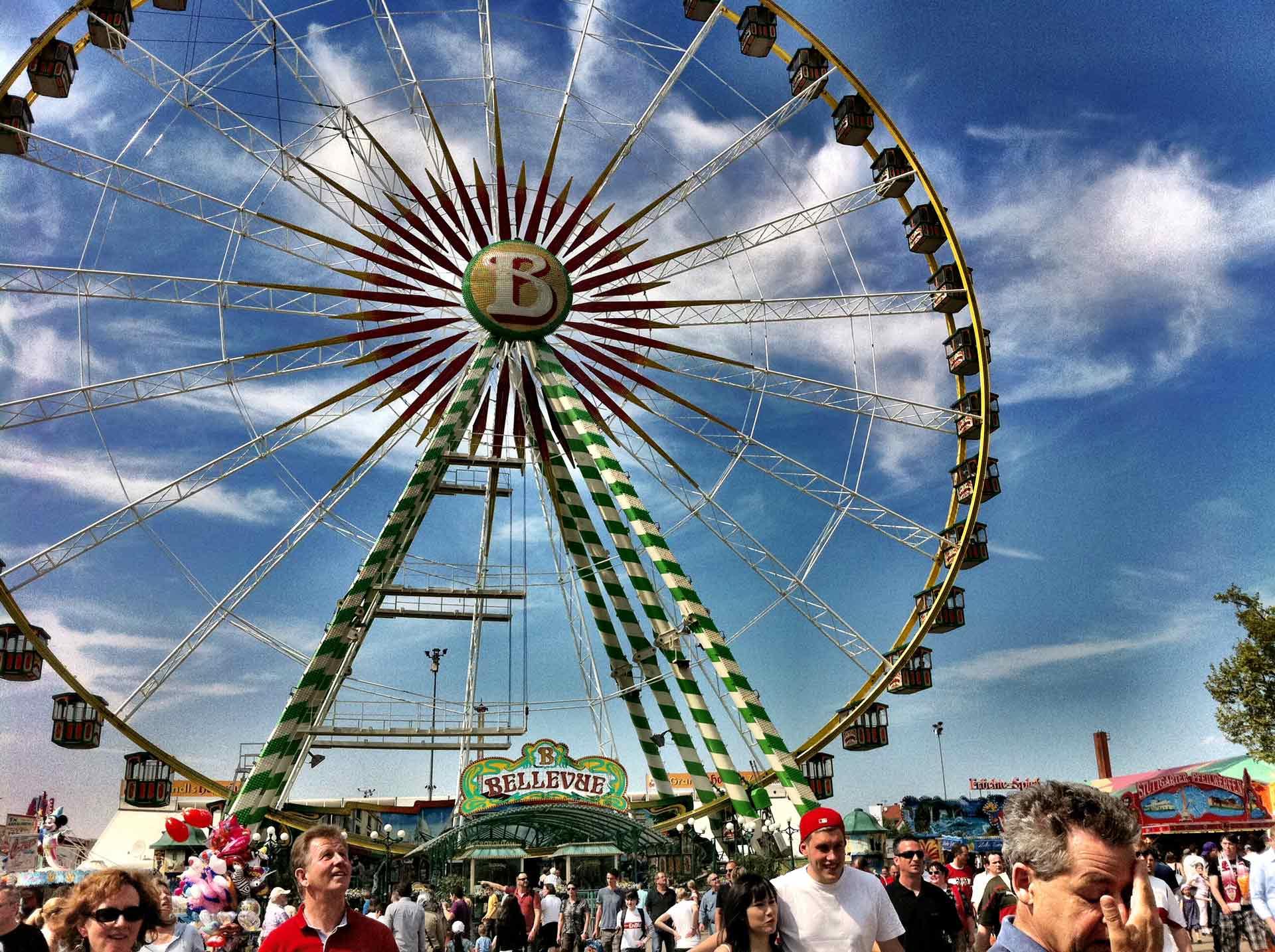 Festival di primavera in europa
