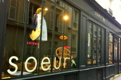 parigi boutique