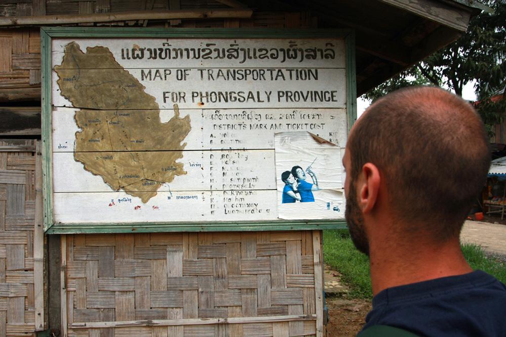 Confine Vietnam e Laos