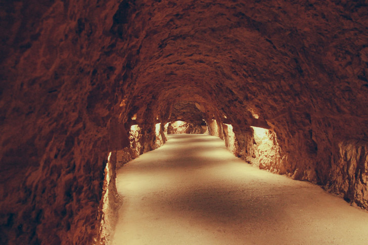 maiorca sotterranea