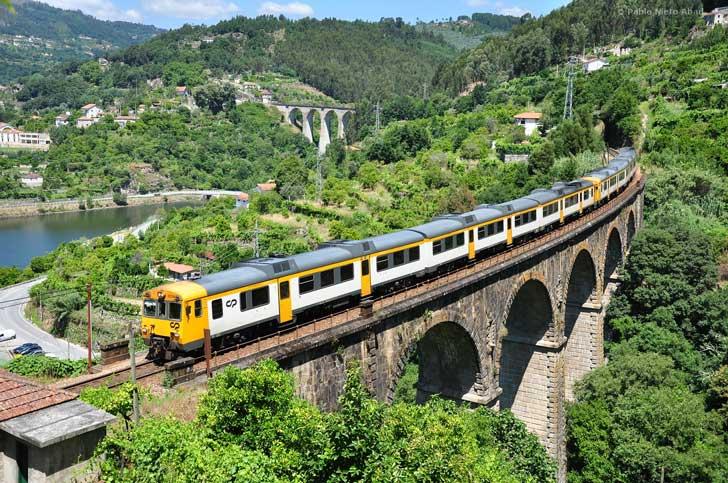 treno Douro
