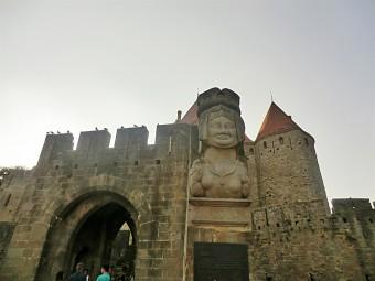 Carcassonne - Dama Carcas