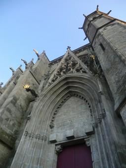 Carcassonne, basilica