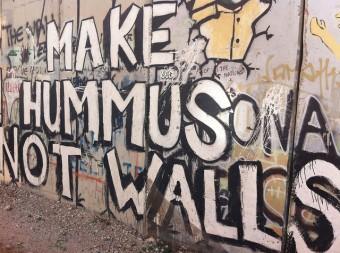 Palestina wall