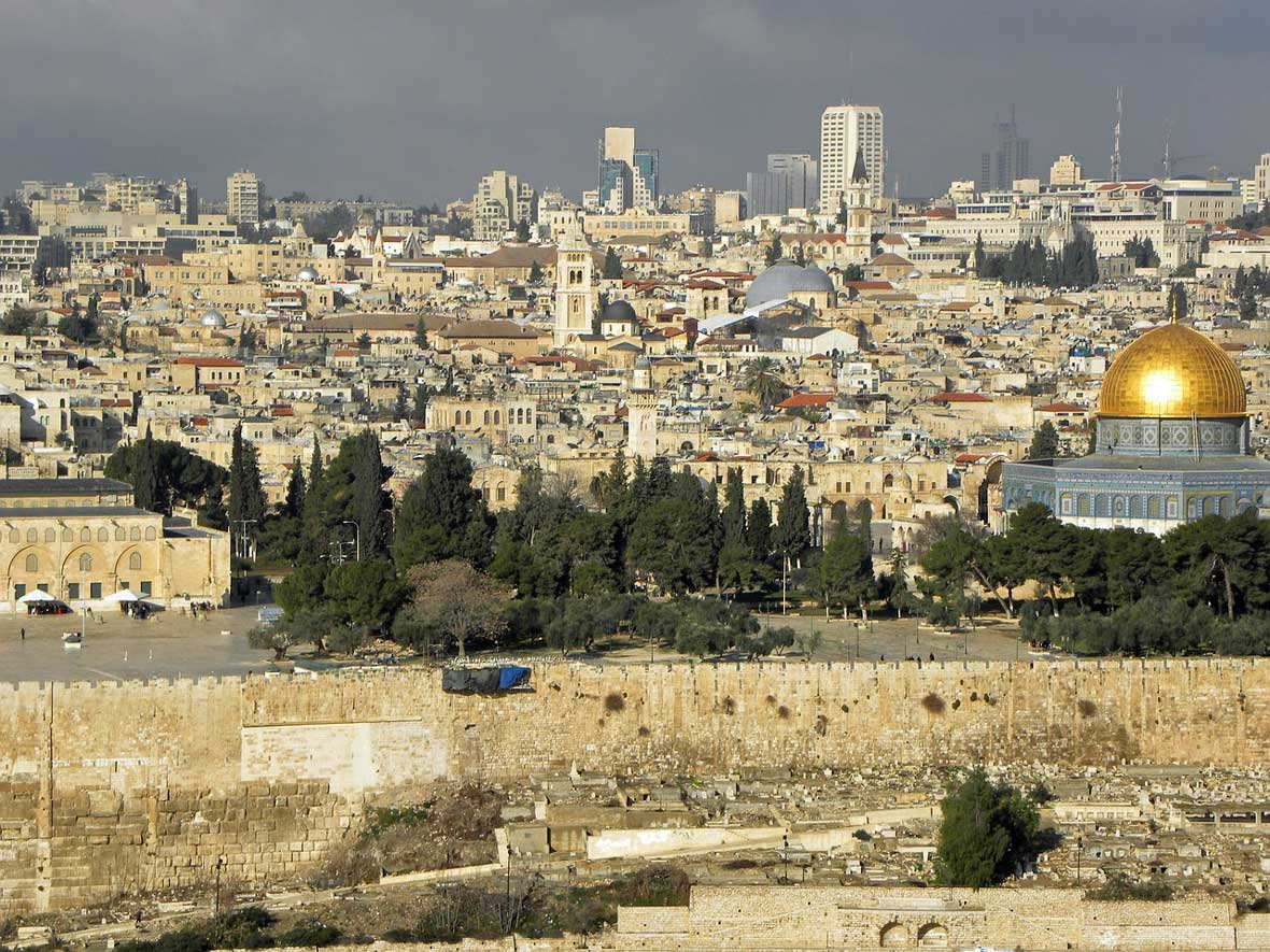 Viaggi solidali: Israele e Palestina