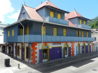 Seychelles, Victoria