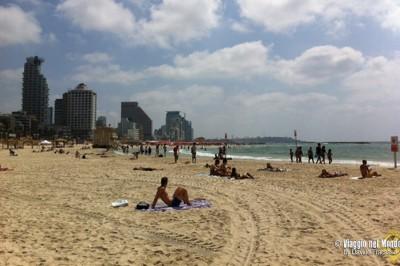 Tel Aviv - spiagge e nightlife
