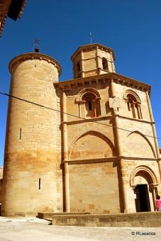Chiesa del Santo Sepulcro, Torres del Río