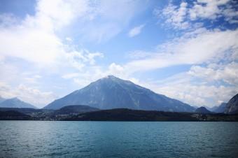 Laghi svizzeri: Thun