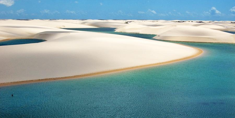 Lagoa Bonita - Brasile