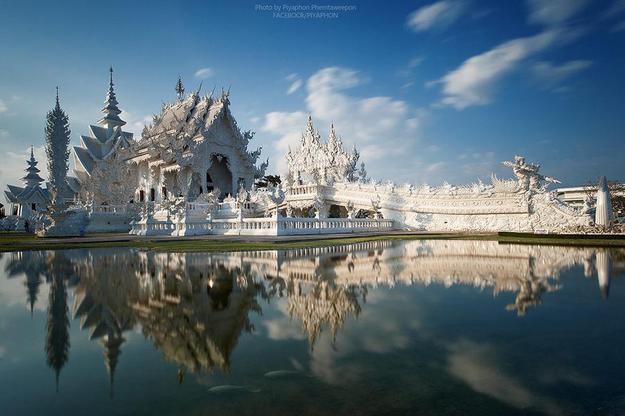 Wat Rong Khun - Thailandia