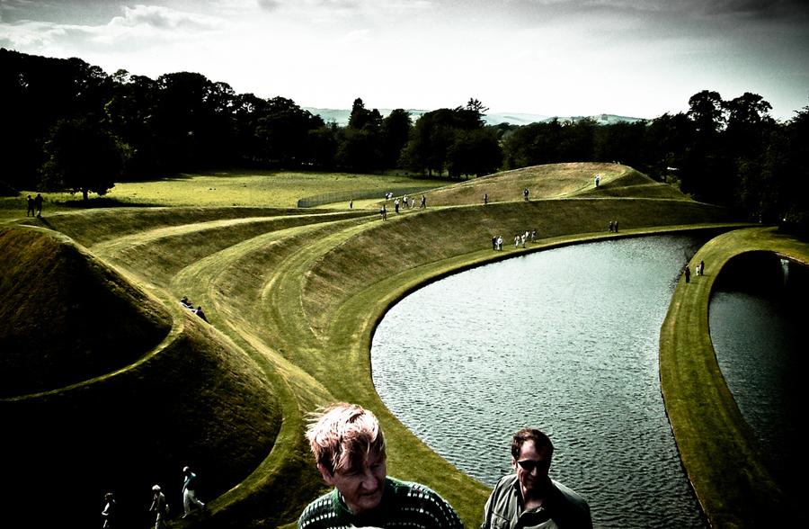 Il giardino della speculazione cosmica - Scozia