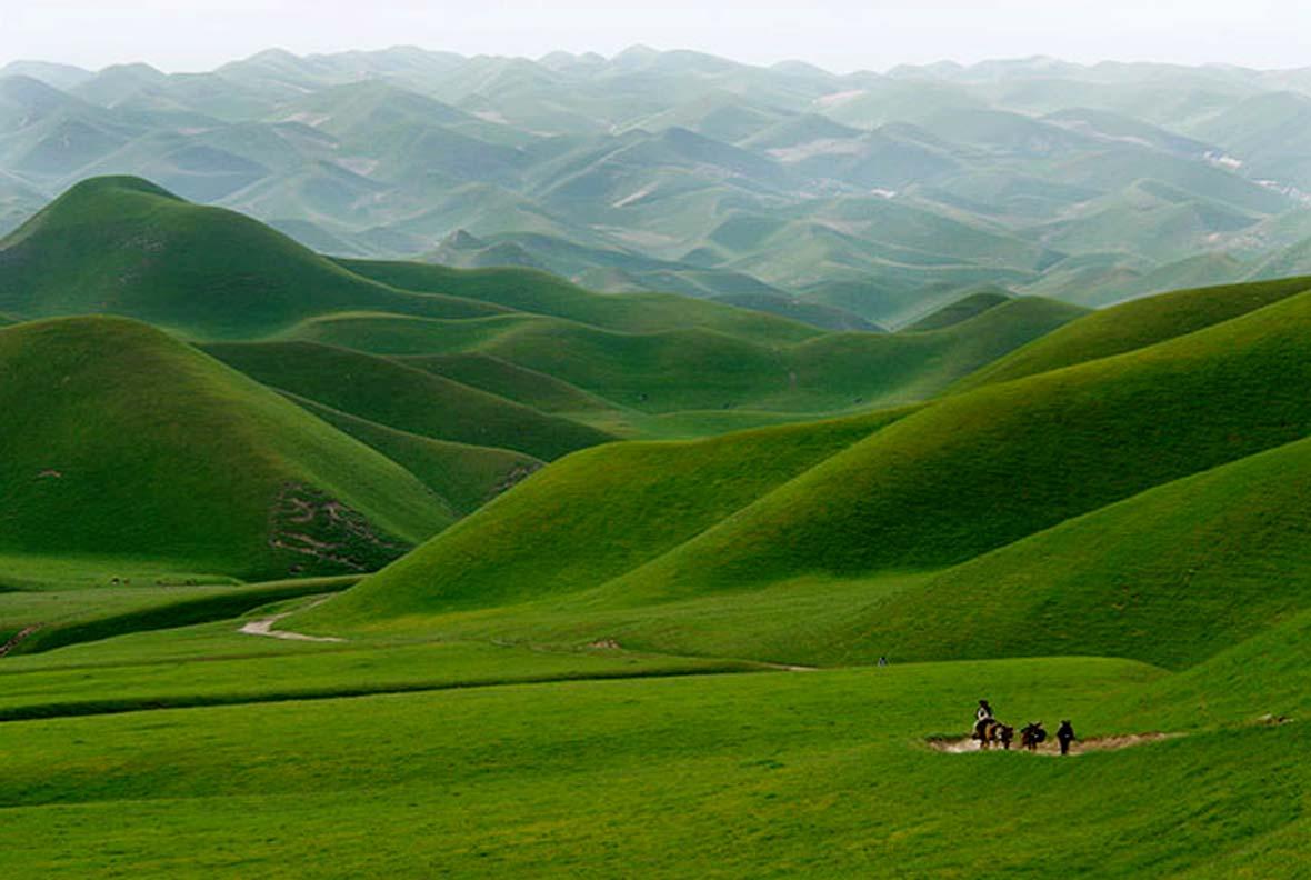 foto paesaggio Afghanistan