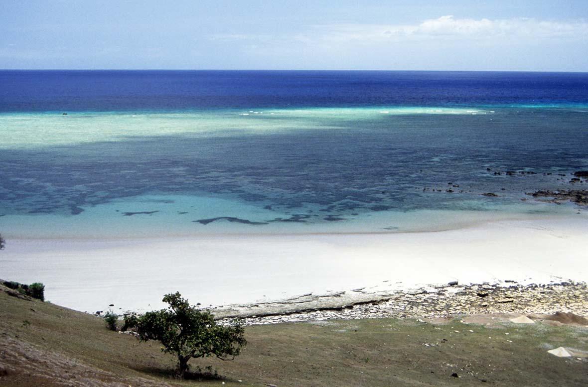 foto spiaggia deserta