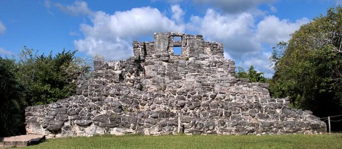 Cozumel - rovine Maya