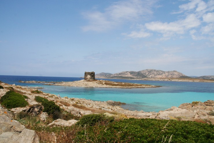Sardegna on the road: La Pelosa, Stintino