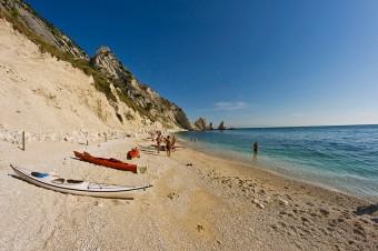 Parco del Conero - Spiaggia Due Soerelle