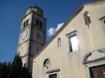 Kastav, Croazia - Chiesa Sv. Jelena Križarica