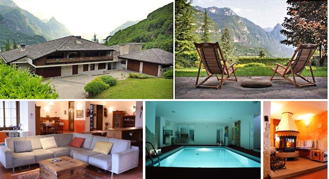 Case vacanze in montagna: 4 mete italiane alternative | Viaggio nel ...